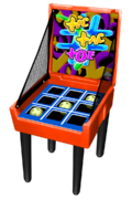 Tic-Tac-Toe Carnival Case Game